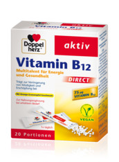 Doppelherz Vitamin B12 direct 20 Portion