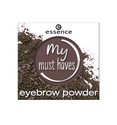 essence my must haves eyebrow powder 10