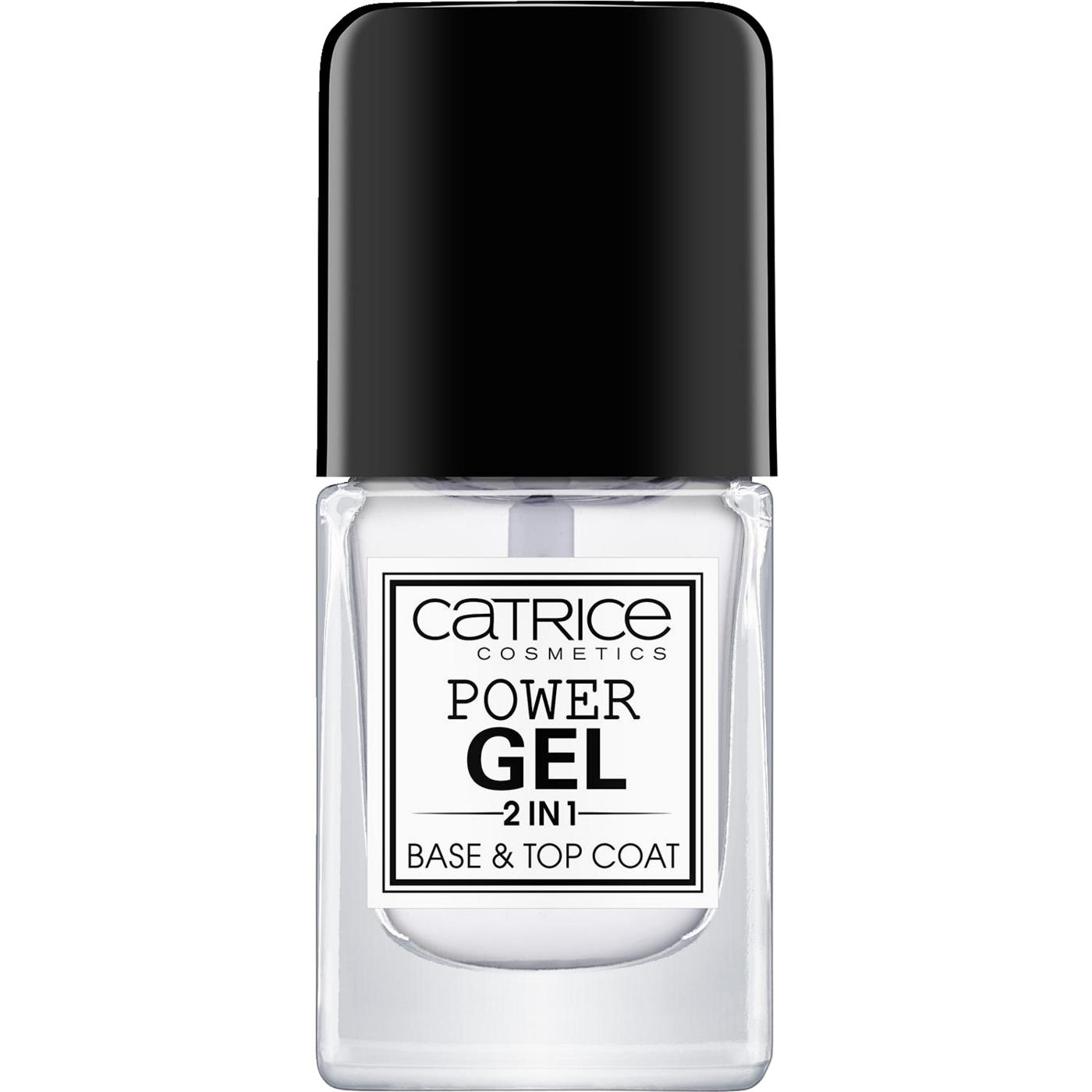 Catrice Power Gel 2in1 Base & Top Coat