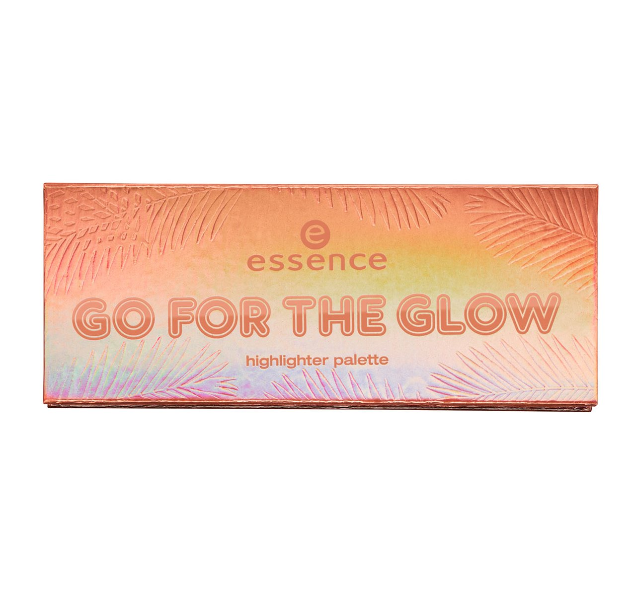 essence go for the glow highlighter palette 02