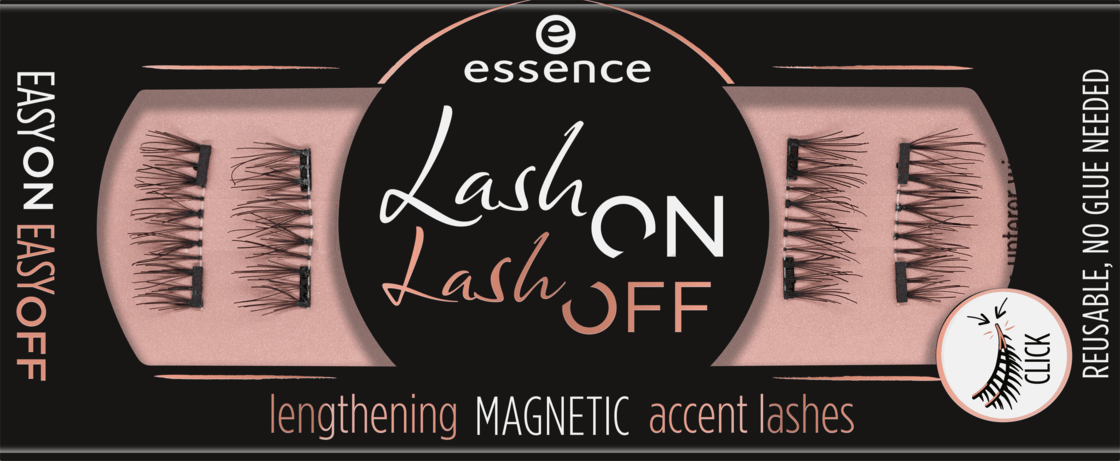 essence lash on lash off lengthening magnetic accent lashes 02